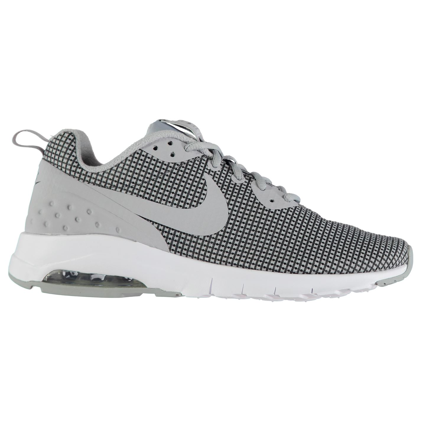 15595538a5f Мъжки маратонки Nike Air Max Motion Low Mens Trainers - Grey/White с цена  от лв - Sravni.bg