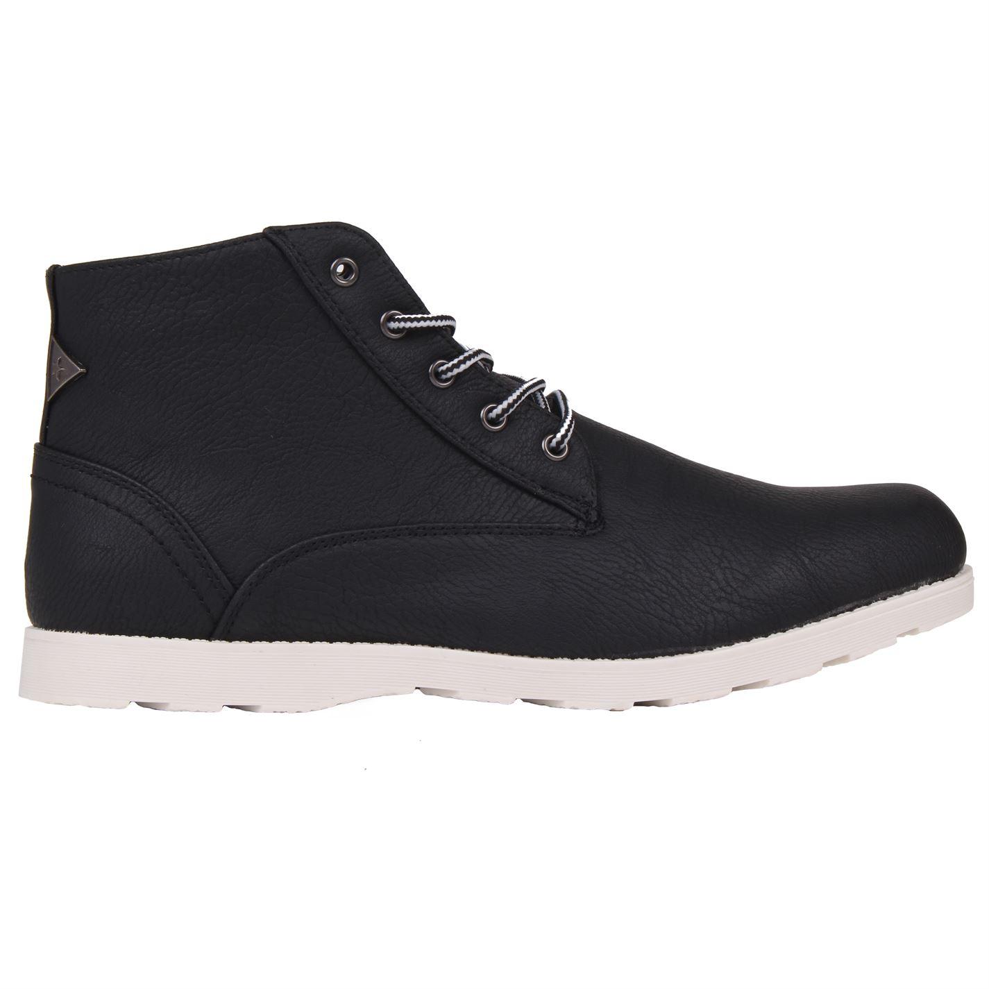 0e9c8d0ada5 Мъжки обувки Soviet Remix Mens Boots - Black/White с цена от лв - Sravni.bg