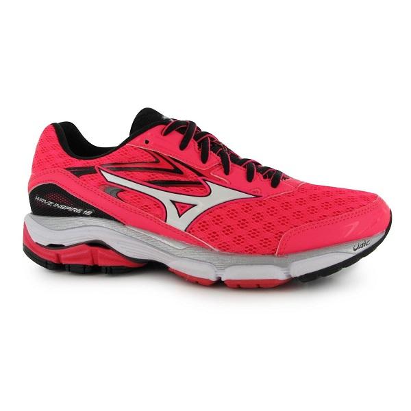 99449a483c7 Mizuno Wave Inspire 12 Running Shoes Ladies Pink/Black с цена от лв -  Sravni.bg