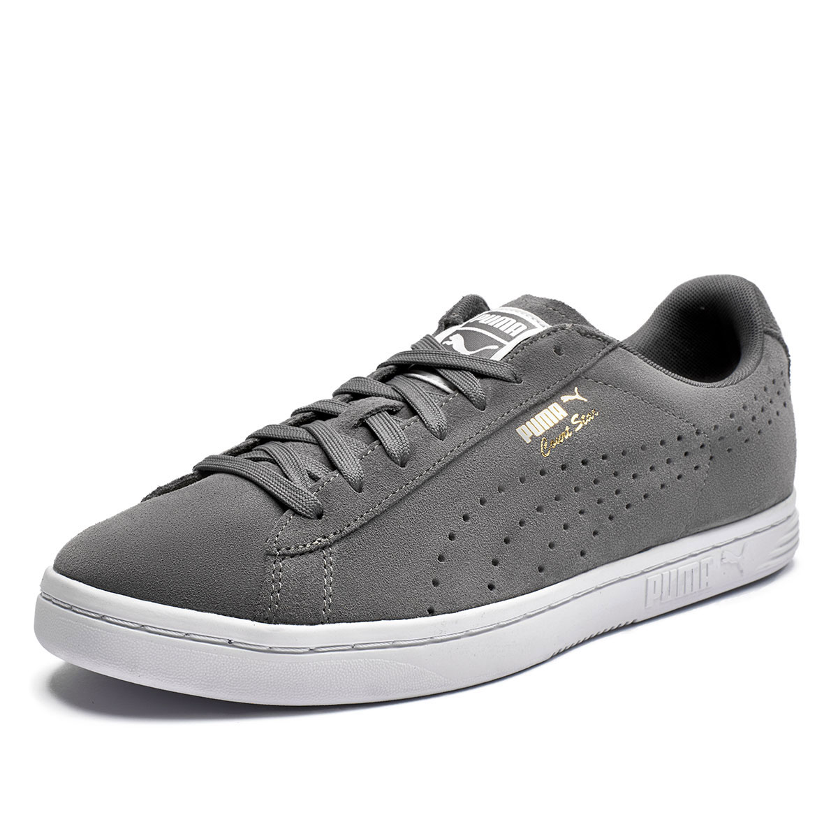 wholesale dealer 7a183 00805 Puma Court Star Suede Gray