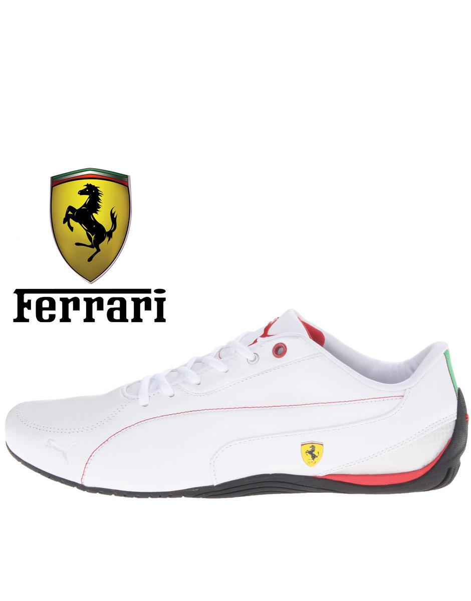 0a219efc335 PUMA Ferrari Drift Cat 5 White с цена от лв - Sravni.bg