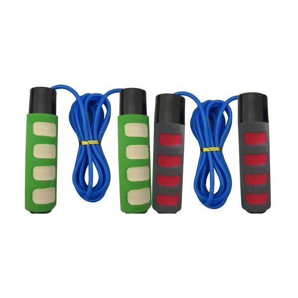 f00083ca81a Въже за скачане с дължина 2.8 м и тежести в дръжките с цена от 12.00лв -  Sravni.bg