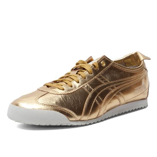 new arrivals aec5c 9f405 Asics Onitsuka Tiger Mexico 66 Gold